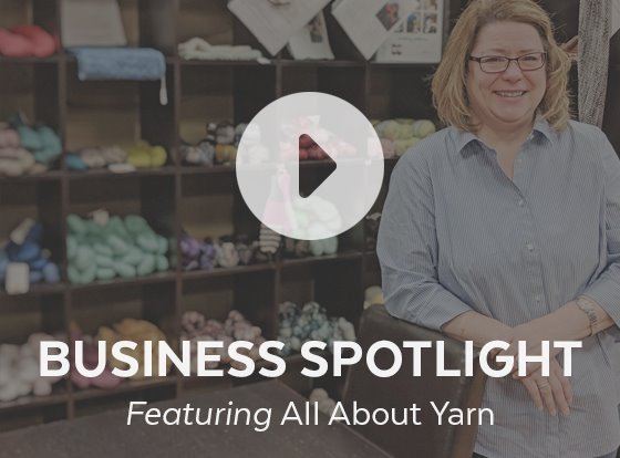 Business Spotlight: All About Yarn