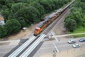 Hanson Boulevard Railroad Crossing Public Information Open House