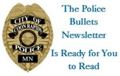 Police Bullets Newsletter October