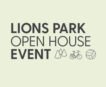 Lions Park Open House Event