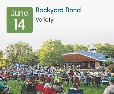 The Backyard Band