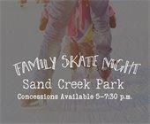 Family Skate Night