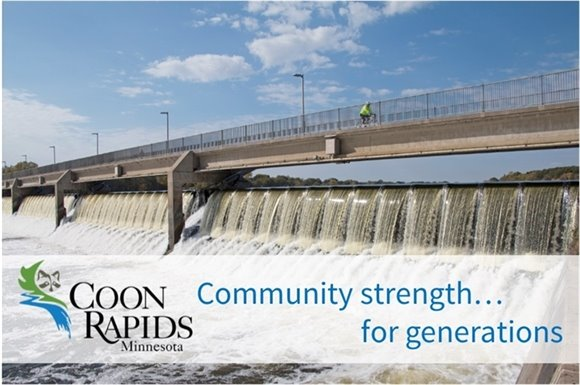 Coon Rapids...Community strength...for generations