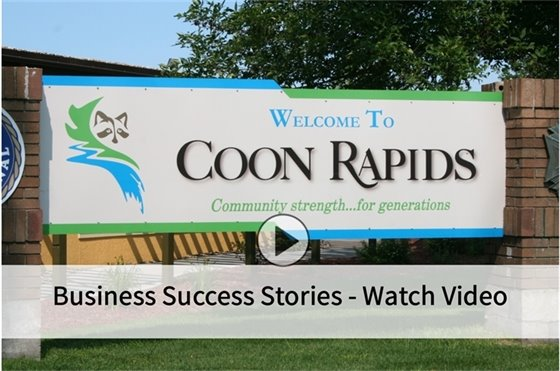 Coon Rapids Business Video