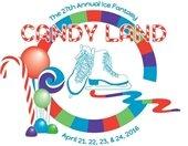 Skating through Candyland logo