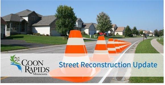Street Reconstruction Update