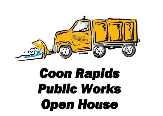 Coon Rapids Public Works OpenHouse