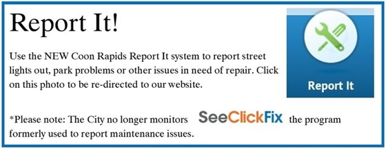 Report It feature