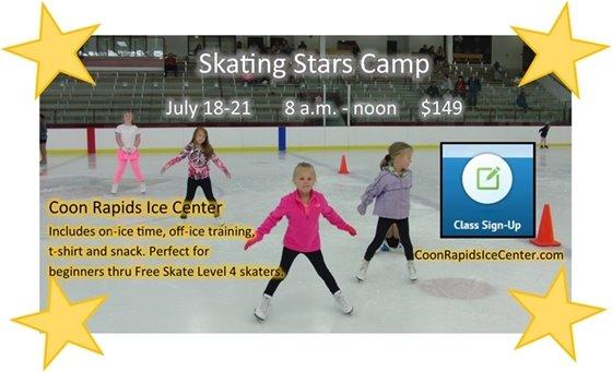 Skating Stars Camp