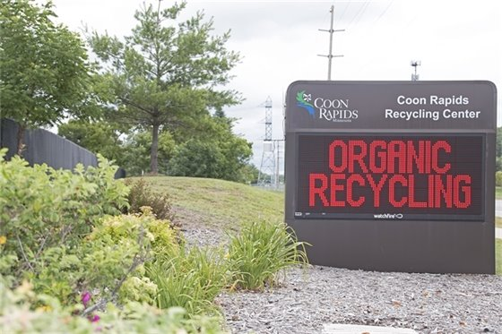 Coon Rapids Recycling Center Closed Today