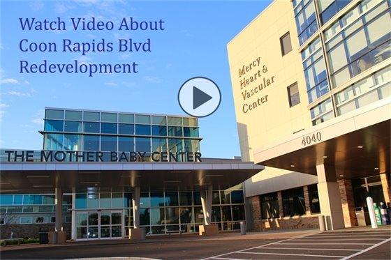 Coon Rapids Blvd. Redevelopment