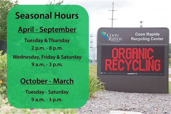 Recycling Hours