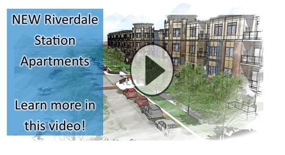 Video about Riverdale Station Apartments
