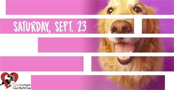 Pet Fair this Saturday, Sept. 23