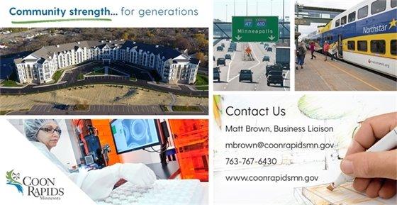 Business Liaison Matt Brown