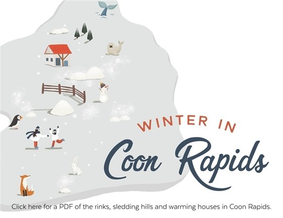 Winter in Coon Rapids