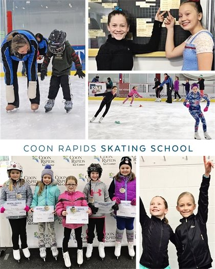 Coon Rapids Skating School