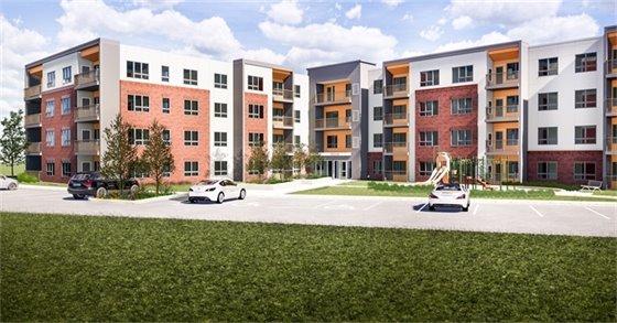 Nova Apartment Building