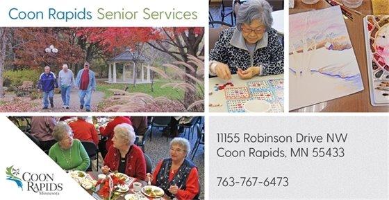 Coon Rapids Senior Services