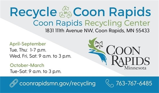 Coon Rapids Recycling Center