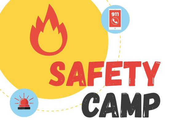 Safety Camp - Registration now open