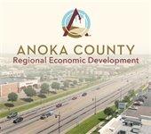 Anoka County Regional Economic Development logo