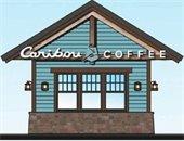 Caribou Coffee Cabin