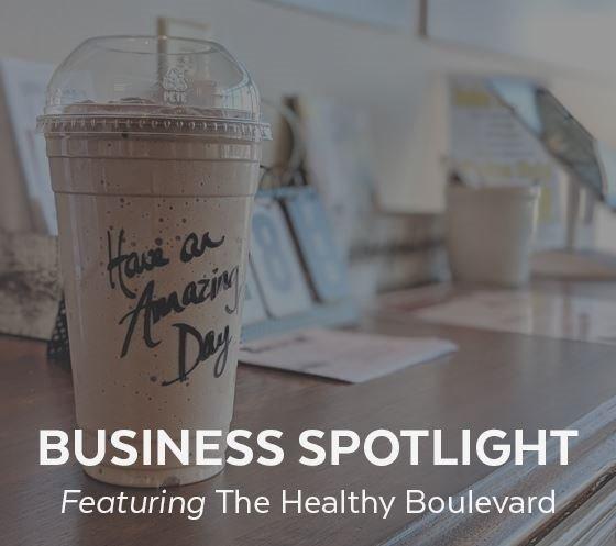 Business Spotlight: Healthy Boulevard