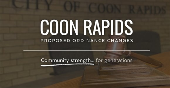 Proposed Ordinance Changes
