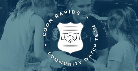 Coon Rapids Police Community Watch Team
