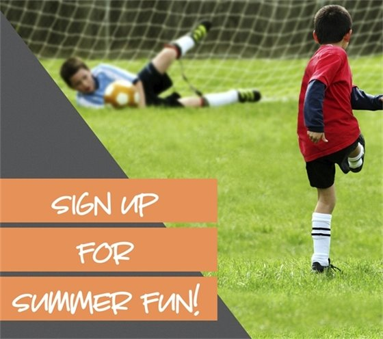 Sign up for Summer Fun