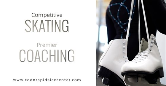 Competitive Skating and Premier Coaching for advanced figure skaters