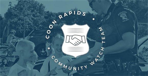 Coon Rapids Community Watch Team