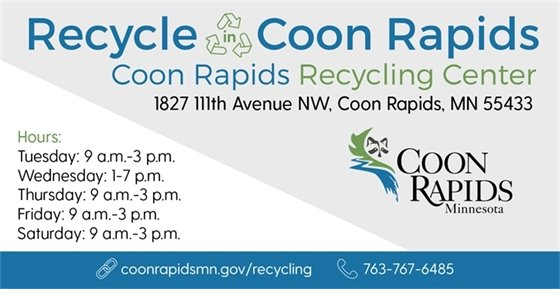 Recycling Center Hours