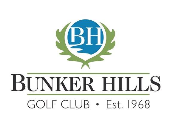 Bunker Hills Golf Logo