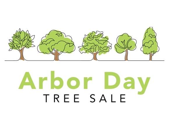 Arbor Day Tree Sale