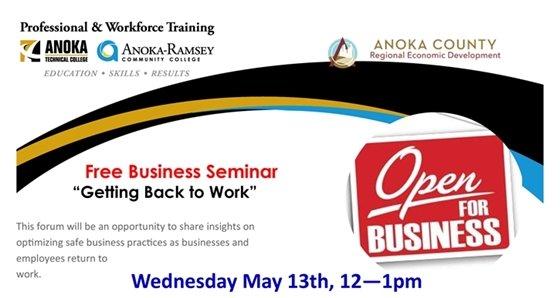 Return to Work Seminar