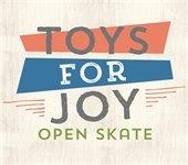 Toys for Joy Skating Event