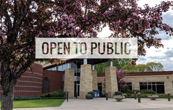 City Hall Open to Public
