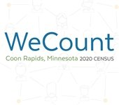 We Count Coon Rapids, Minnesota 2020 Census