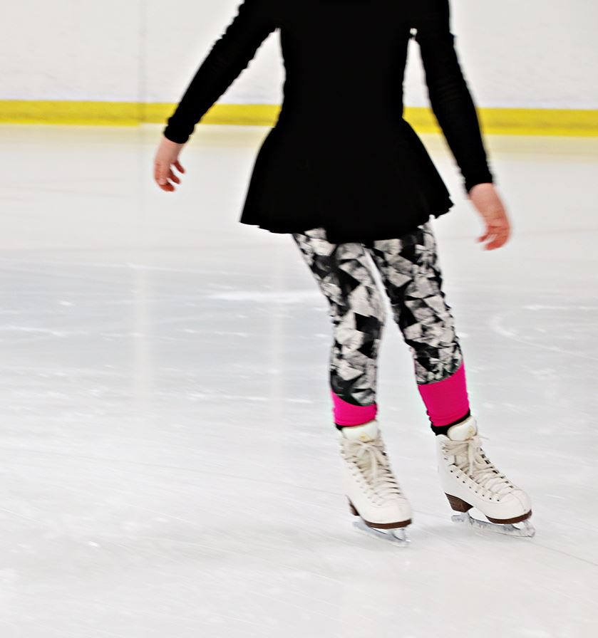 Ice Skating at the Coon Rapids Ice Center