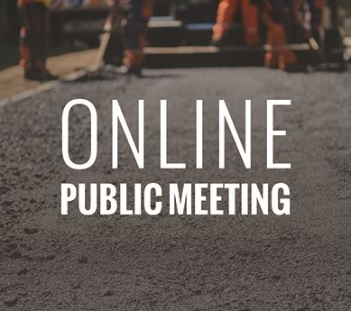 Online Public Meeting