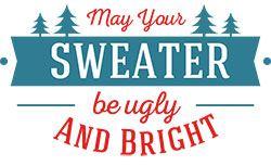 MayYourSweaterBeUgly