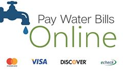 Pay Water Bills Online
