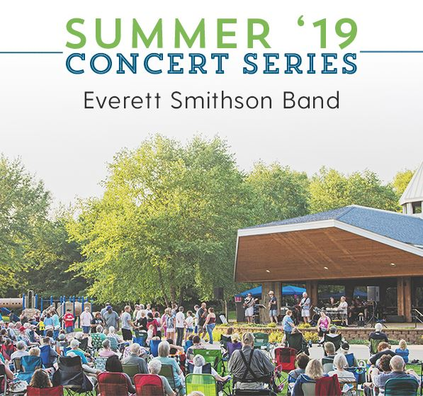 Summer Concert Everett Smithson Band