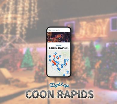 Holiday Lights Map Available