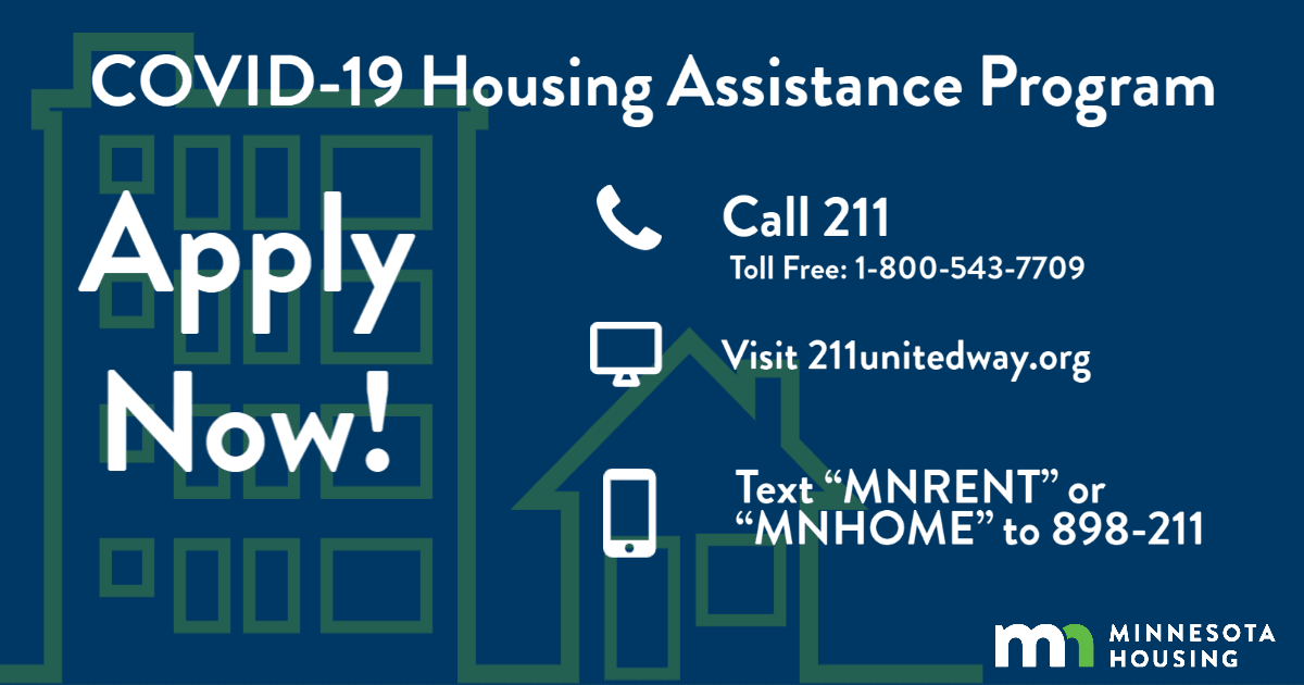 COVID-19 Housing Assistance: How to Apply