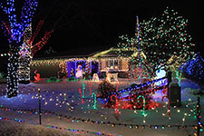 Holiday Lighting Contest Winner